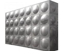 消防水箱酒店储水箱耐用防腐蚀304不锈钢储水塔方形水箱